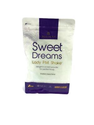 Протеин  Sweet Dreams Lady p.m. protein shake (клубника) 750 гр Olimp Nutrition. Цвет: белый, фиолетовый