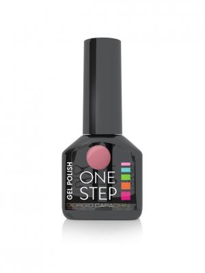 Однофазный гель-лак One Step №68, 6 мл GIORGIO CAPACHINI. Цвет: розовый
