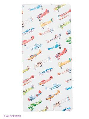 Обложка для путешествия Airplanes Kawaii Factory. Цвет: белый