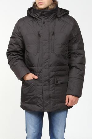 Куртка Mirage-mv. Цвет: серый