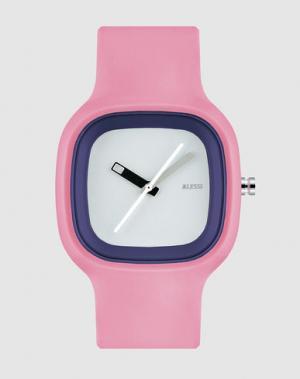 Наручные часы ALESSI. Цвет: розовый