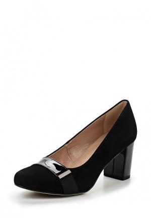 Туфли Shoobootique. Цвет: черный