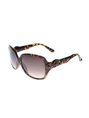 Солнцезащитные очки Olere. Цвет: коричневый