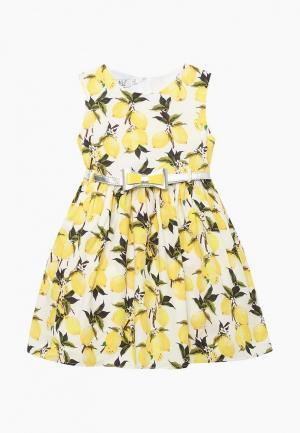 Платье MiLi. Цвет: желтый