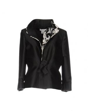 Пиджак CAILAN'D. Цвет: черный