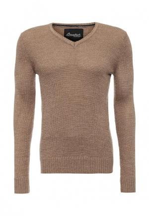 Пуловер Bruebeck. Цвет: бежевый