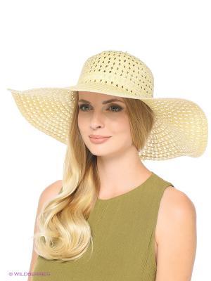 Шляпа Vittorio Richi. Цвет: светло-желтый
