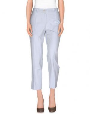 Повседневные брюки JUST IN CASE. Цвет: небесно-голубой