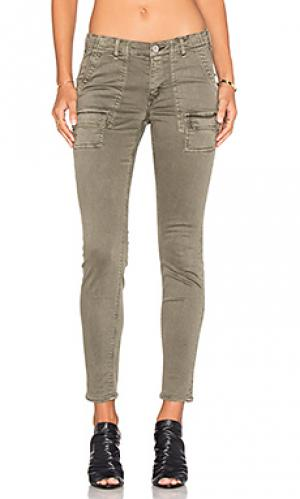 Узкие джинсы alessandro MCGUIRE. Цвет: none