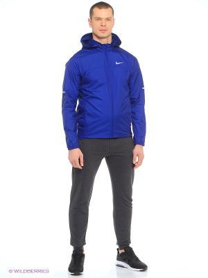 Ветровка VAPOR JACKET Nike. Цвет: темно-синий, темно-фиолетовый
