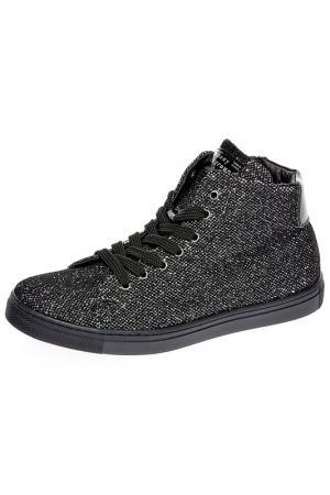 Ботинки Ciao Bimbi. Цвет: серебряный