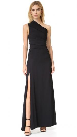 Вечернее платье Blair DSQUARED2. Цвет: голубой