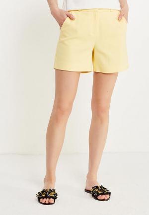 Шорты adL. Цвет: желтый