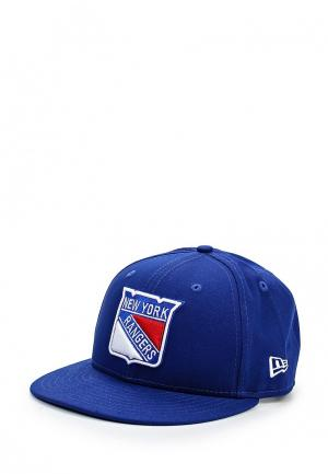 Бейсболка New Era. Цвет: синий