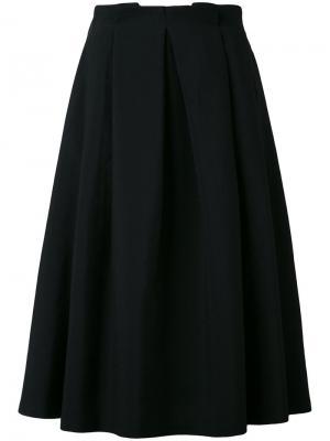 Full midi skirt Société Anonyme. Цвет: чёрный