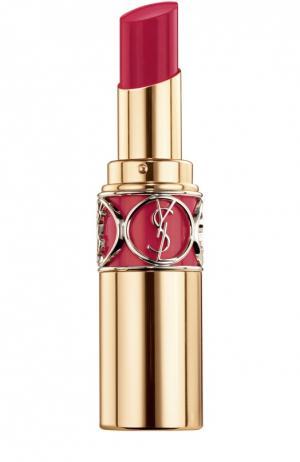 Губная помада Rouge Volupte Shine, оттенок 28 YSL. Цвет: бесцветный