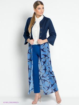 Куртка DOCTOR E. Цвет: синий