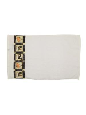 Четыре полотенца для рук 61х44 см Blonder Home. Цвет: черный