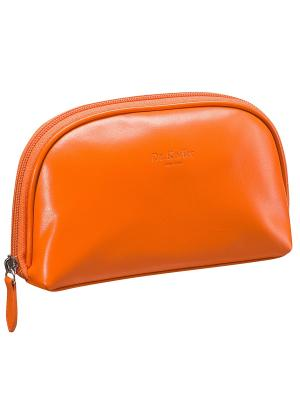 Косметичка Dr. Koffer. Цвет: оранжевый
