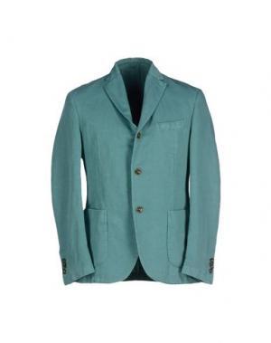 Пиджак MONTEDORO. Цвет: светло-зеленый