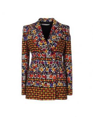 Пиджак AQUILANO-RIMONDI. Цвет: желтый