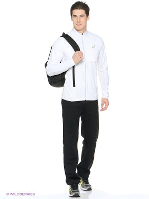 Куртка ATHLETE JACKET ASICS. Цвет: белый