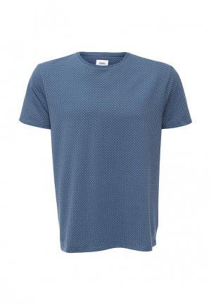 Футболка Burton Menswear London. Цвет: синий