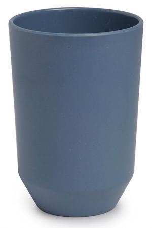 Стакан для ванной FIBOO UMBRA. Цвет: синий