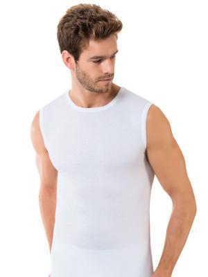 Майка мужская Oztas underwear. Цвет: белый