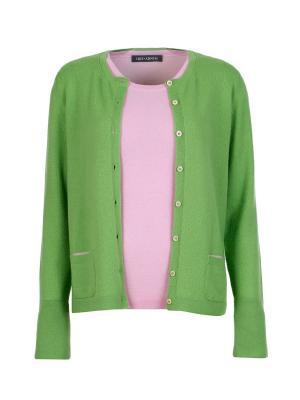 Пуловер Iris v Arnim. Цвет: зеленый