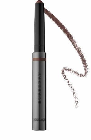 Кремовый карандаш-тени для век, оттенок 110 Chestnut Brown Burberry. Цвет: бесцветный