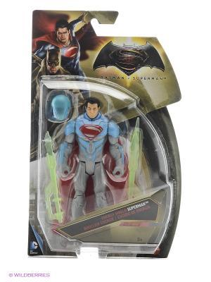Фигурка персонажа фильма Бэтмен против Супермена BATMAN VS SUPERMAN. Цвет: золотистый, серый, голубой