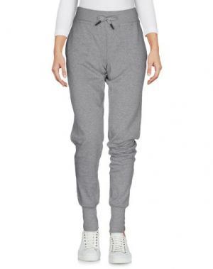 Повседневные брюки ODLO. Цвет: серый