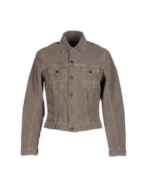 Куртка MELTIN POT. Цвет: хаки