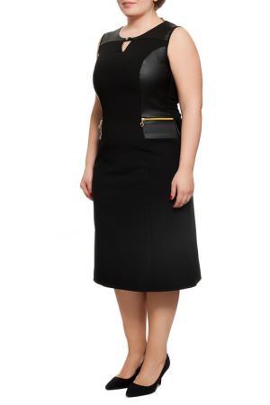 Платье Melisita. Цвет: black