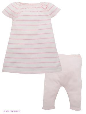 Комплект Angel Dear. Цвет: бледно-розовый