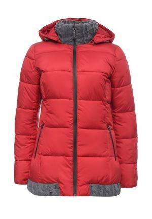 Куртка утепленная Fantasy. Цвет: красный