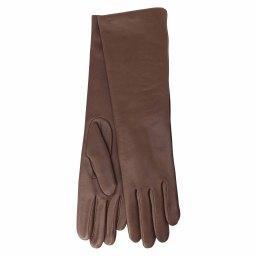 Перчатки  CELIA/A серо-коричневый AGNELLE