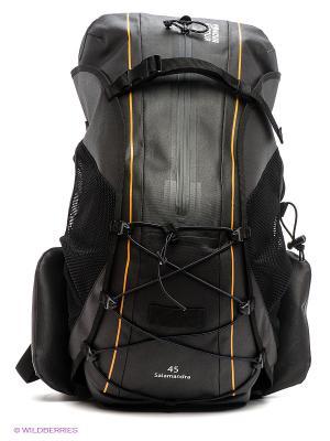 Рюкзак водонепроницаемый Саламандра 45 Nova tour. Цвет: черный