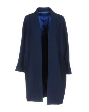 Легкое пальто HANITA. Цвет: ярко-синий
