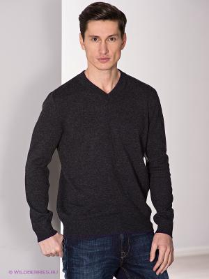 Пуловер Folgore. Цвет: темно-серый