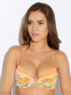 Лиф MILLE Bip-Bip. Цвет: оранжевый