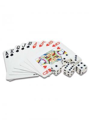 Игра настольная Карты Classic. Цвет: черный, красный, белый
