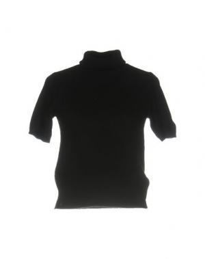 Водолазки ROSSOPURO. Цвет: черный