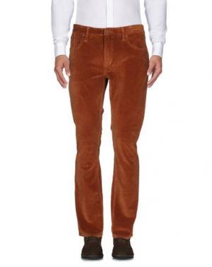 Повседневные брюки ALTAMONT. Цвет: коричневый