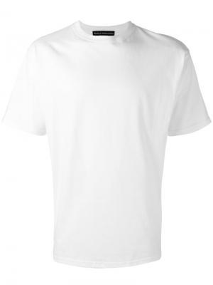 Papa Boys T-shirt Nicola Indelicato. Цвет: белый