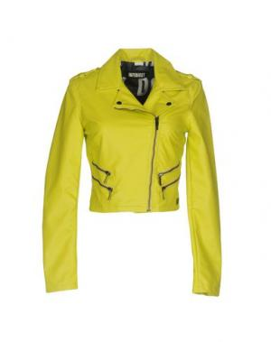 Куртка !M?ERFECT. Цвет: желтый