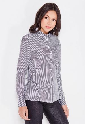 Рубашка Jennyfer. Цвет: серый