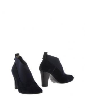 Ботинки F.LLI BRUGLIA. Цвет: темно-синий