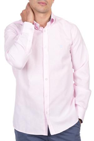Рубашка POLO CLUB С.H.A.. Цвет: light rose